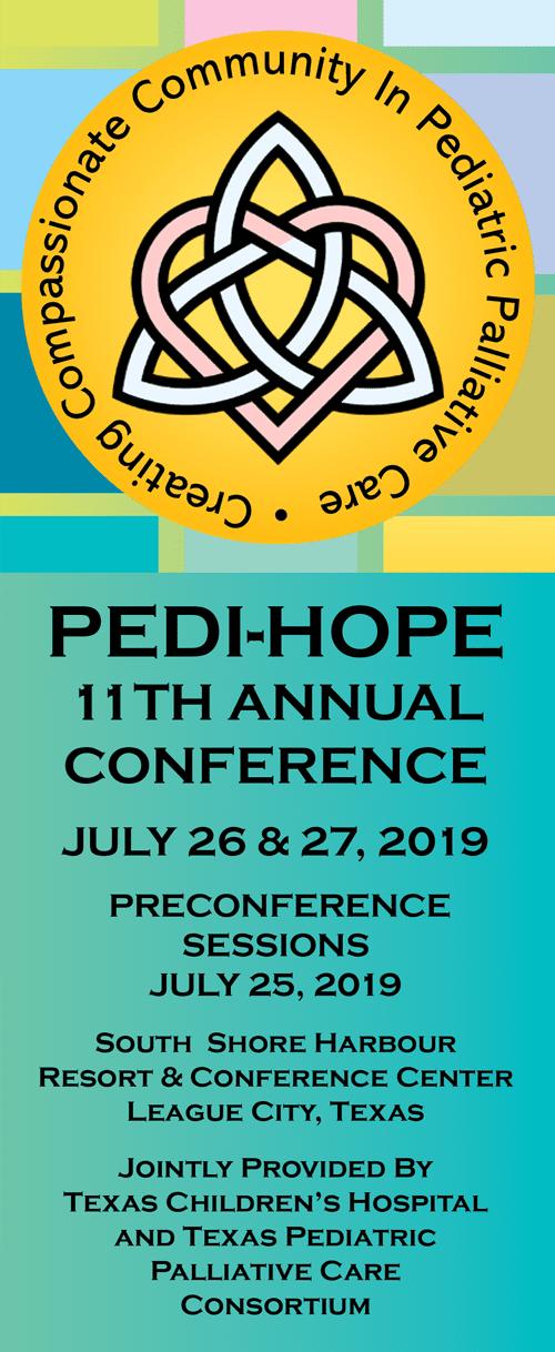 Pedi-Hope 2019 Conference
