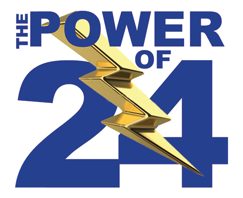The Power of 24